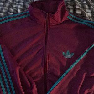 Vintage Ladies Adidas Track Jacket
